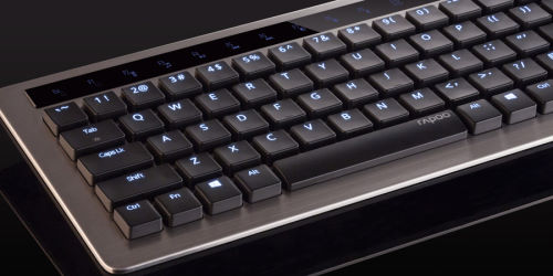 rapoo mechanical keyboard vibration feedback (1)