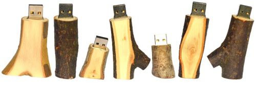 Timber USB Flash Drive (1)