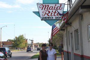 Quincy's Famous Maid Rite Sandwich Shop