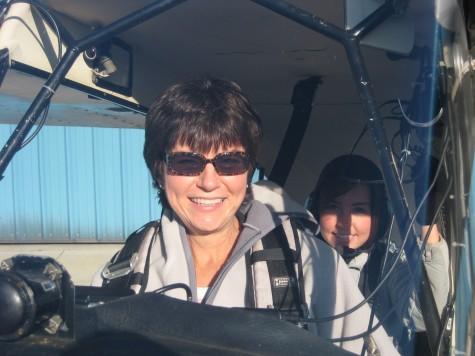 Judy & Jessica departing KMQJ for KBAK