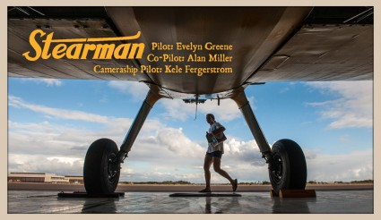 LadiesLoveTaildraggers | Flying A Stearman In Hawaii, Evelyn
