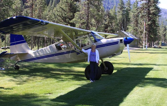 Sue Schaffer     (Idaho)