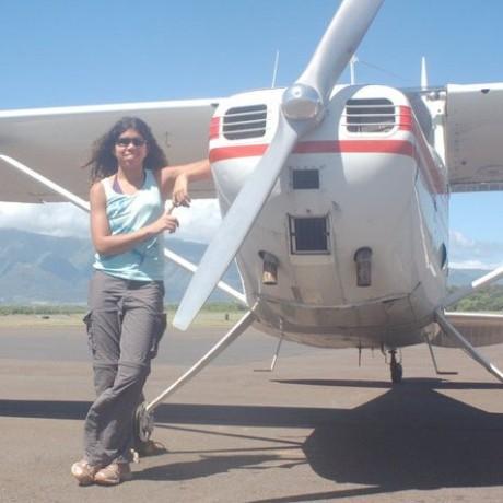 Margot Taylor     (Hawaii)