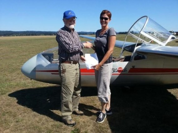 Completion of my CFI-G