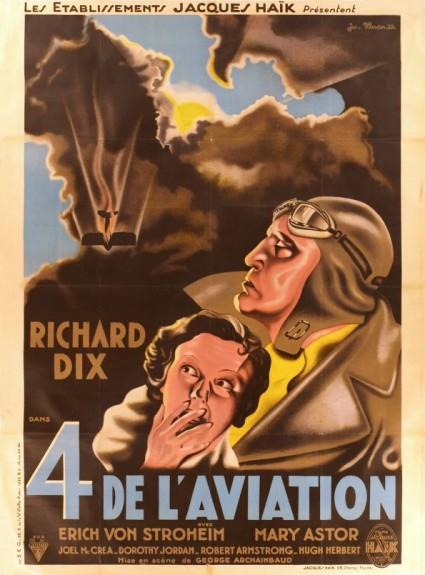 4-de-l-aviation-richard-dix-avec-erich-von-stroheim-et-mary-astor