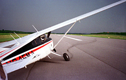 Taildragger, I hate your guts!