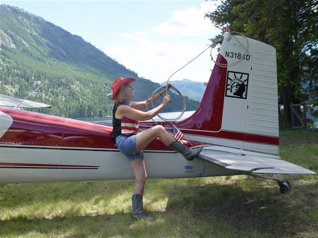 Taming the Taildragger: 1955 Cessna 180