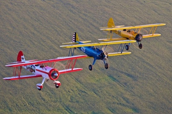 Ladies Love Stearman's