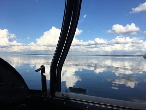 Glassy Water Landing