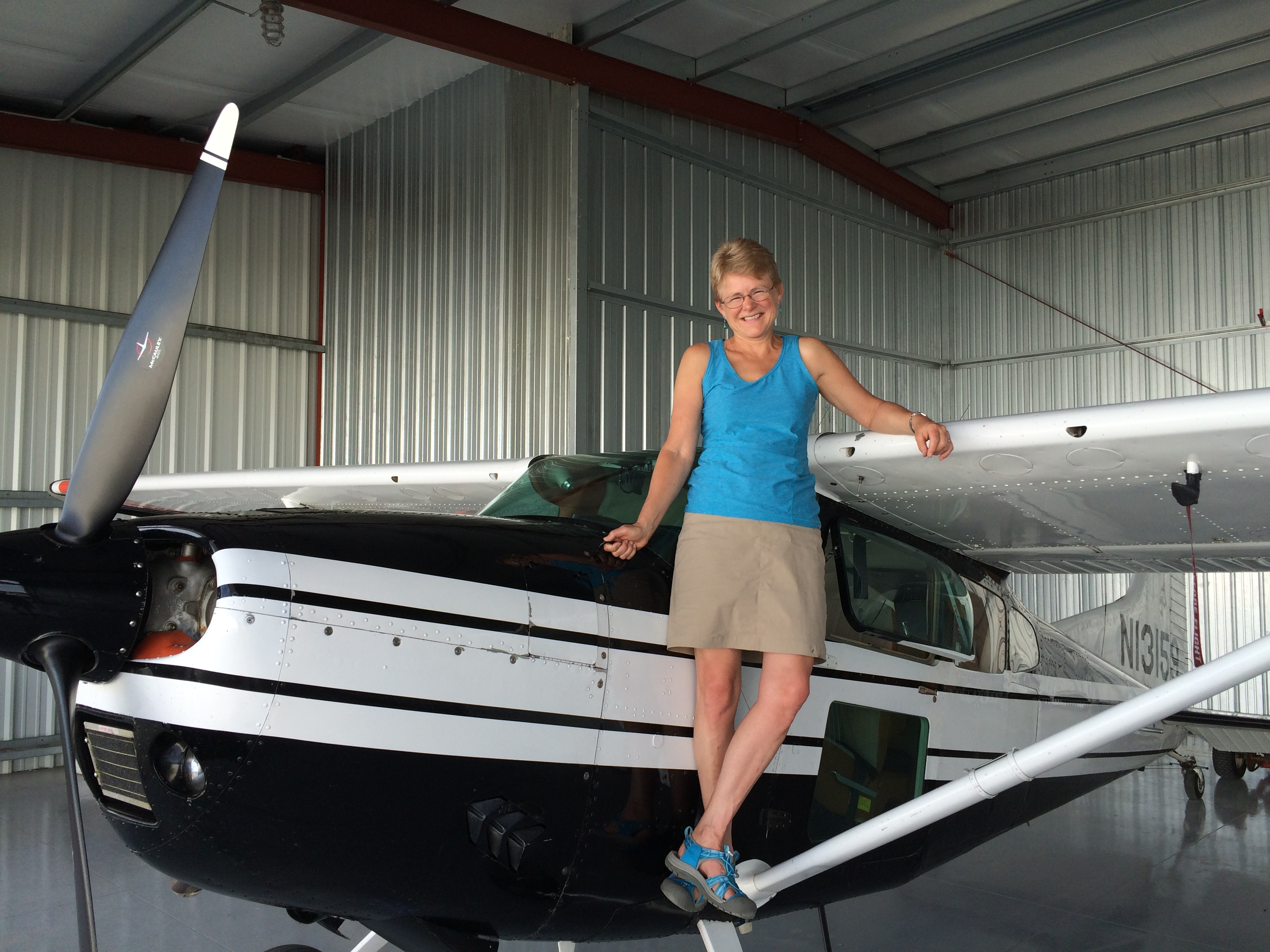 Pilot update from Christine S Mortine