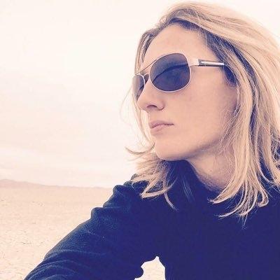Sarina Houston, photo from Sarina's website.