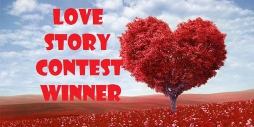 The LLT 'LOVE STORY' Contest Winner is……….