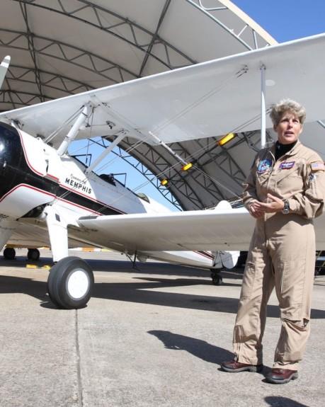 LLT on the Stearman Flight Team!