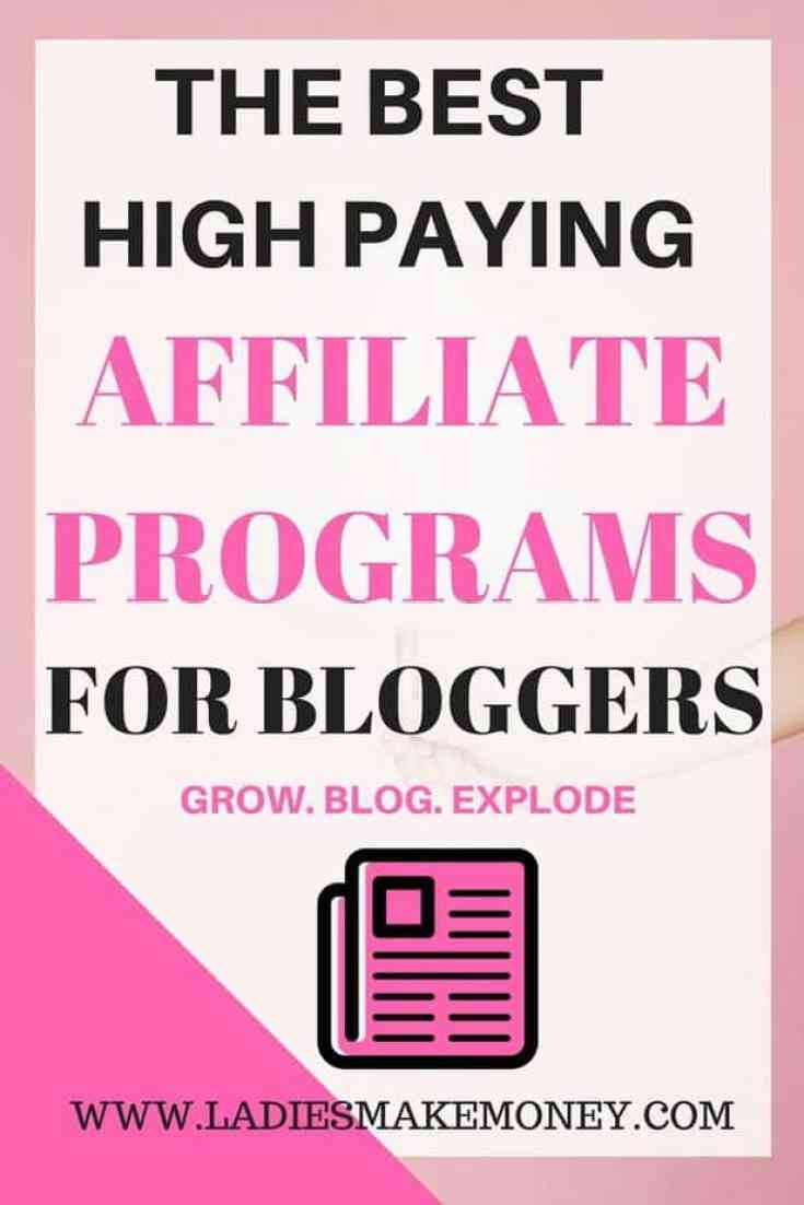 Best paying dating affiliate programs