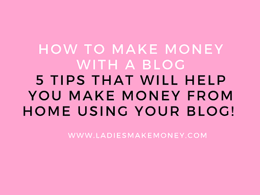 how to make money online blog how bloggers earn real money online and how you can do it too 860