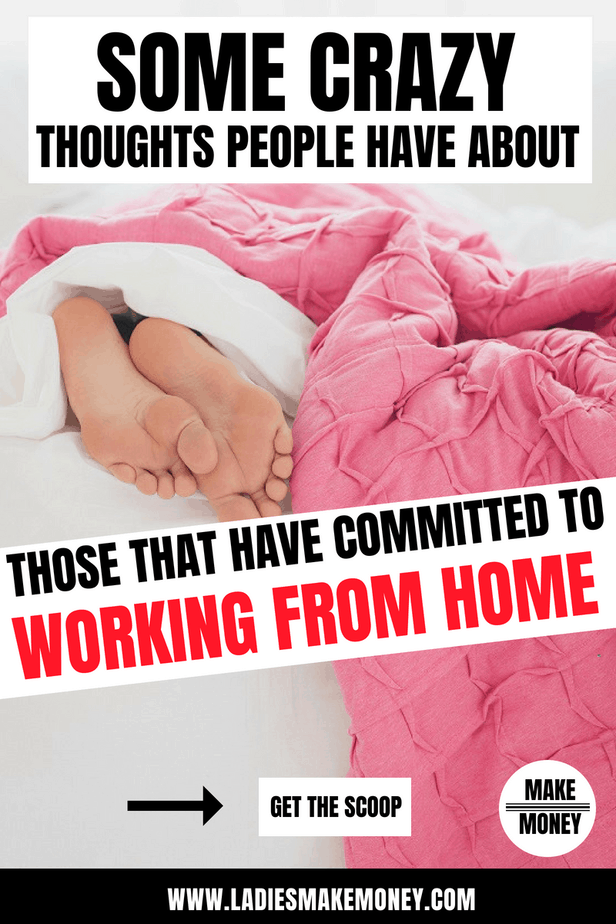 How to get paid working from home