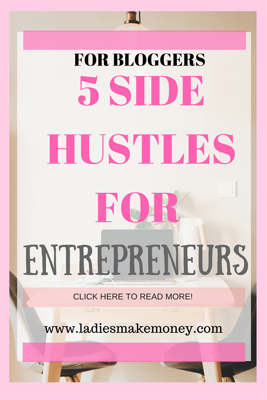 5 side hustles every entrepreneur must join today to make money online
