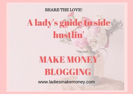A lady's guide to side hustlin