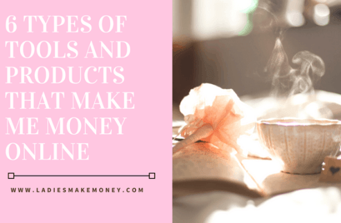 6 types of tools and products that will make you money each month