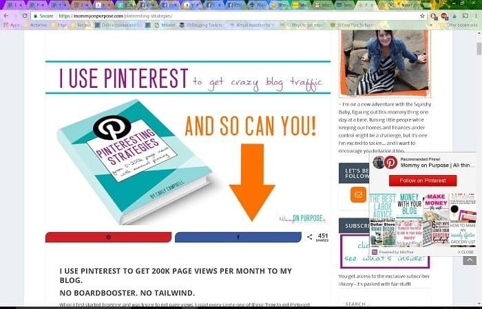 How one blog went from zero pageviews to 200k page views with pinterest