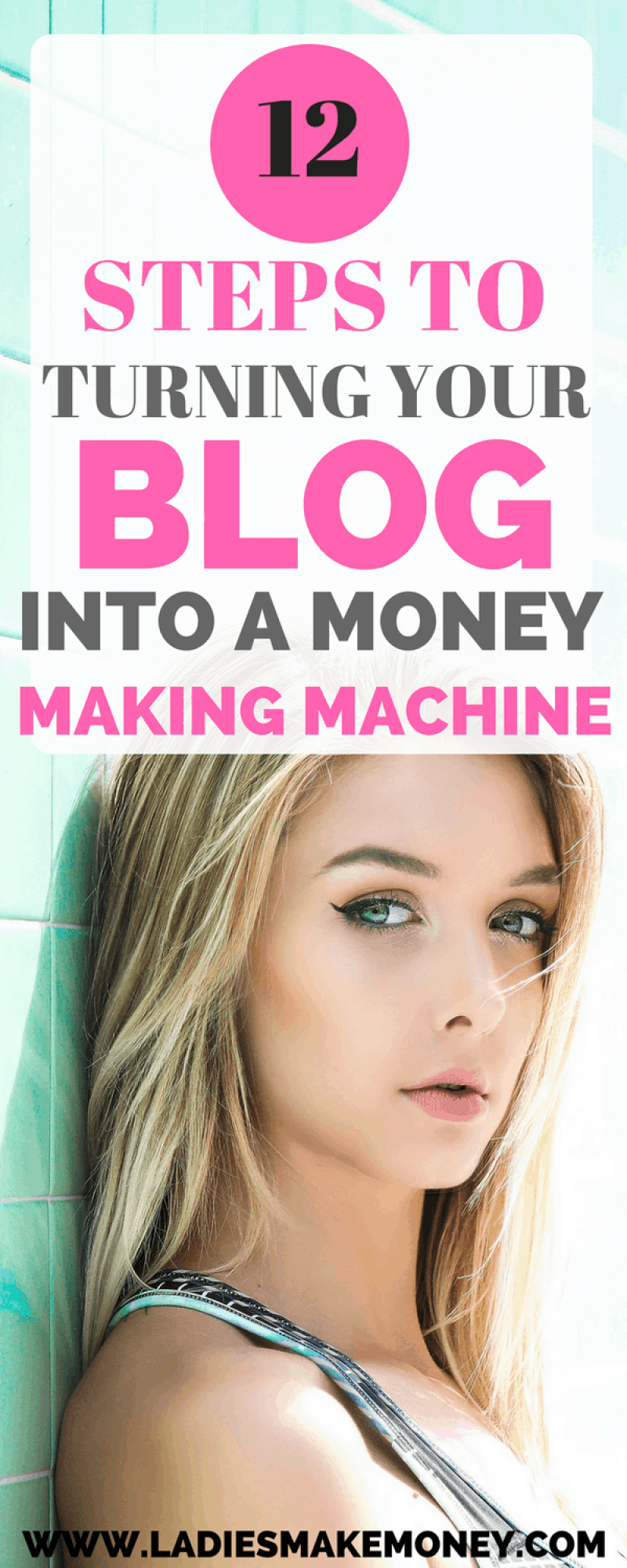 how to create my own blog and earn money