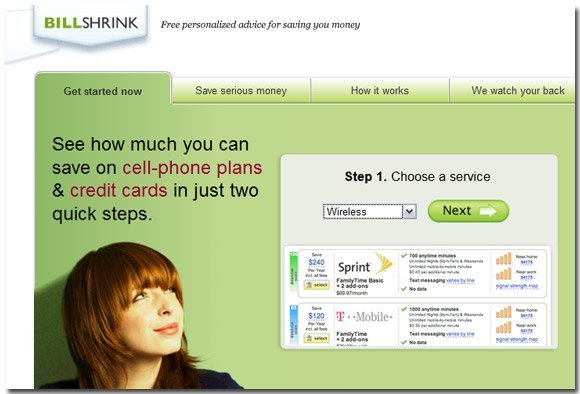 Shrink your bills each month