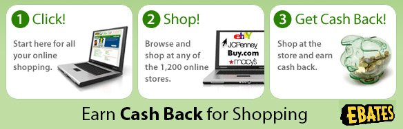 shop with ebates over the holidays