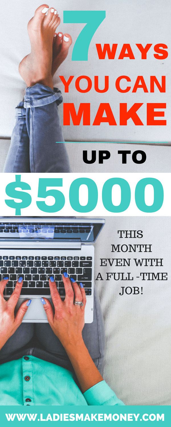 Make extra money from home typing