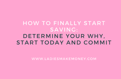 The best way to save money. How to Finally Start Saving: Determine Your Why, Start Today and Commit. Here are a few money saving tips you can try if you are frugal living and trying to pay off debt. Saving money ideas, how to budget your money to get out of debt. How to make extra cash fast to pay off debt. smart ways to make money quickly today. #makemoney #moneytips #budgetplanning #frugallivingideas