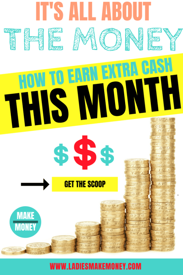 Amazing ideas on how to earn extra cash from home.Looking to earn extra money fast? Imagine what you could do with a few extra hundreds or thousands of dollars every month. Wouldn't it be nice to make quick money on the side so that you could pay off debt, save money, and splurge on the things you love? They are things you can do to make extra cash outside of our regular jobs. See how you can earn extra money from many side hustles! #workfromhome #makemoney #makemoneyonline #sidehustle #money