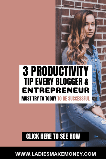 Are you looking for productivity tips for entrepreneurs? Or maybe productivity tips for bloggers? Staying organized as a creative entrepreneur is key to productivity! If you want to check important things off your to-do list and learn some awesome time management tips, this post is for you! | Productivity, Planning, organizing #productivity #planning #organizing #timemanagement