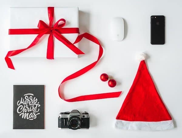 Get free gifts for christmas