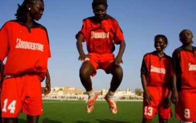 Festival de football féminin | Dakar, Sénégal | Nov-déc 2016