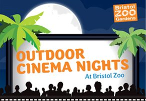 Bristol Zoo's 2013 outdoor cinema events.