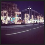 Berlin in December