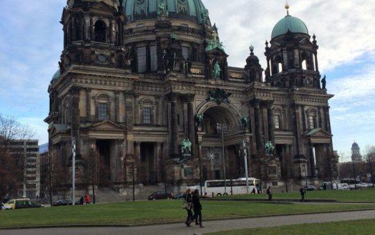 Berlin Royal Cathedral.
