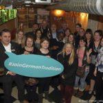 Enjoying German heritage at Herman Ze German