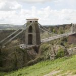 Clifton Suspension Bridge, Clifton, Bristol.