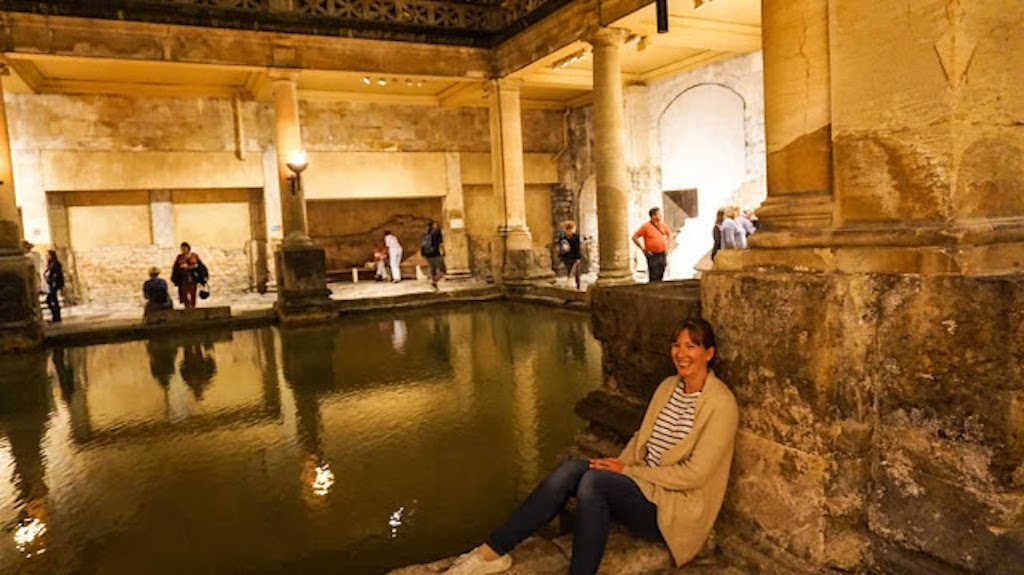 Roman Baths Torchlight Tour