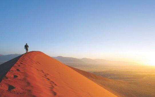 adventure travel show sand dunes | Ladies What Travel