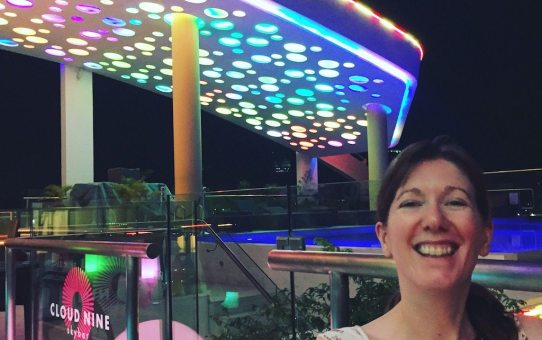 rooftop of Sun & Moon, Urban Hotel | Ladies What Travel