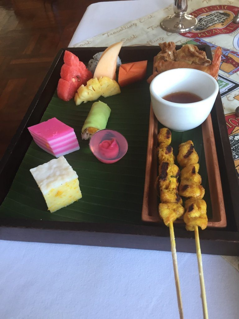 Khmer Afternoon tea at Raffles Grand Hotel d'Angkor | Ladies What Travel