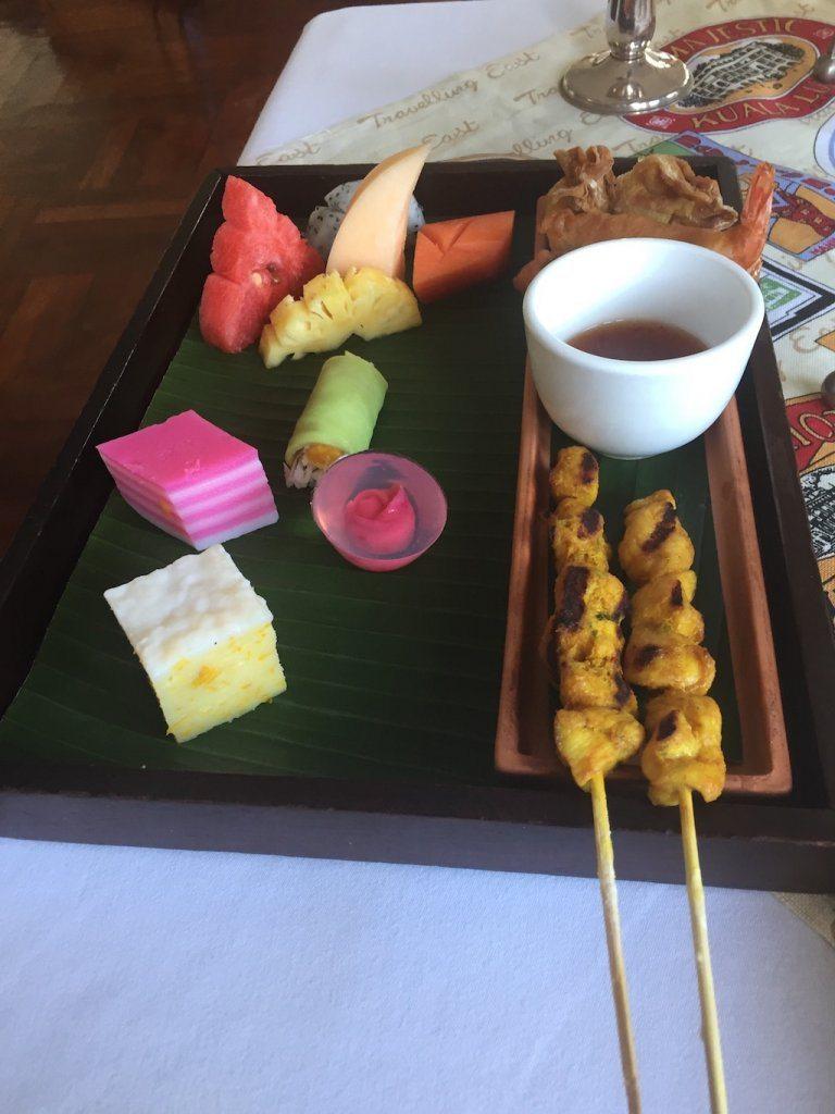 Khmer Afternoon tea at Raffles Grand Hotel d'Angkor | Ladies What Travel