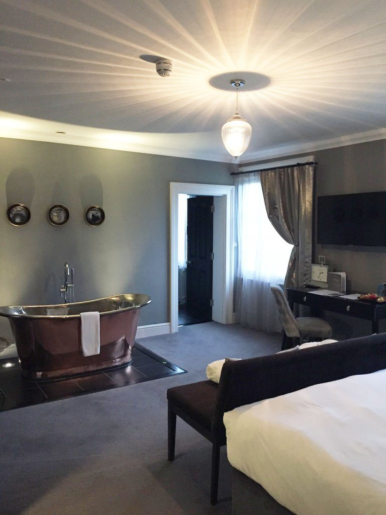 Poets House Hotel, Ely | Ladies What Travel