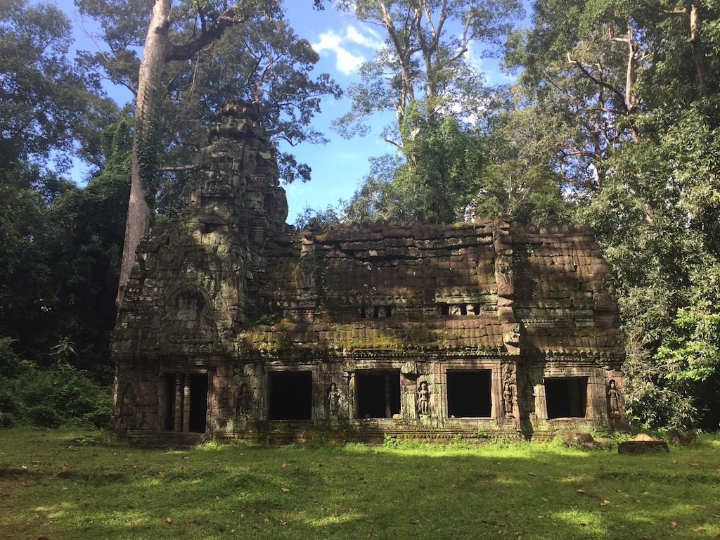 Preah Khan temple | Ladies What Travel