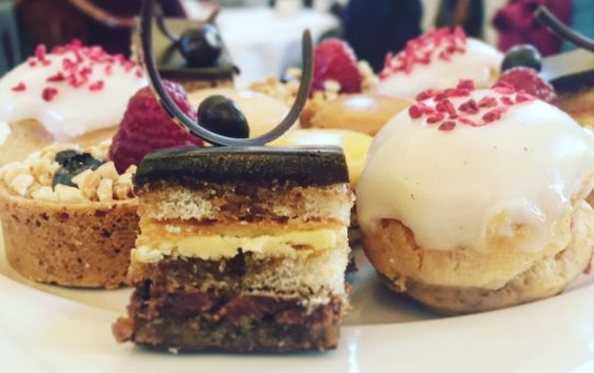 afternoon tea pump room bath | Ladies What Travel