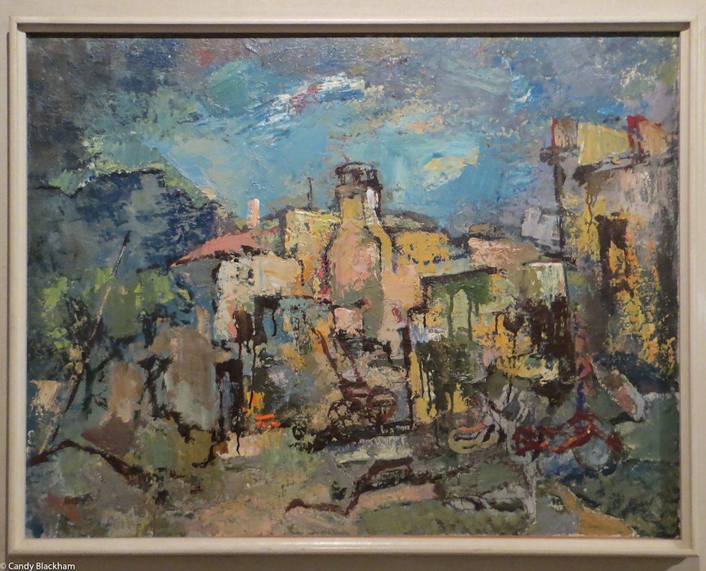 Gregoire Boonzaier, Malay Quarter, Hester Rupert Art Gallery-