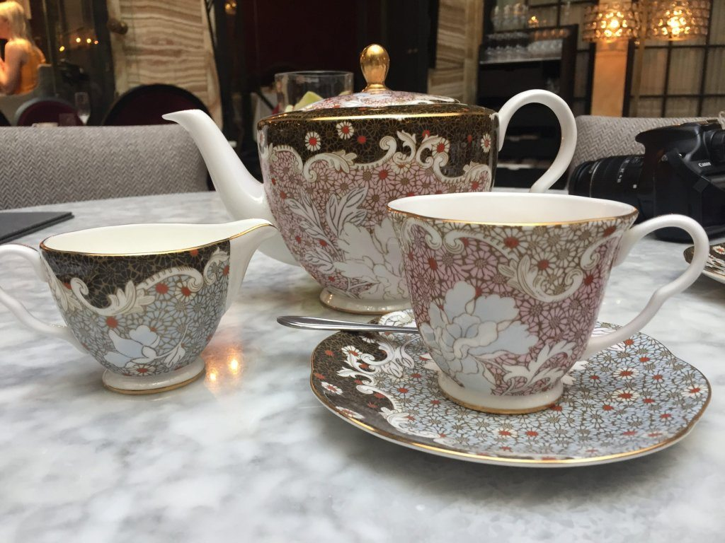 Afternoon Tea Grand Hotel Oslo | Ladies What Travel