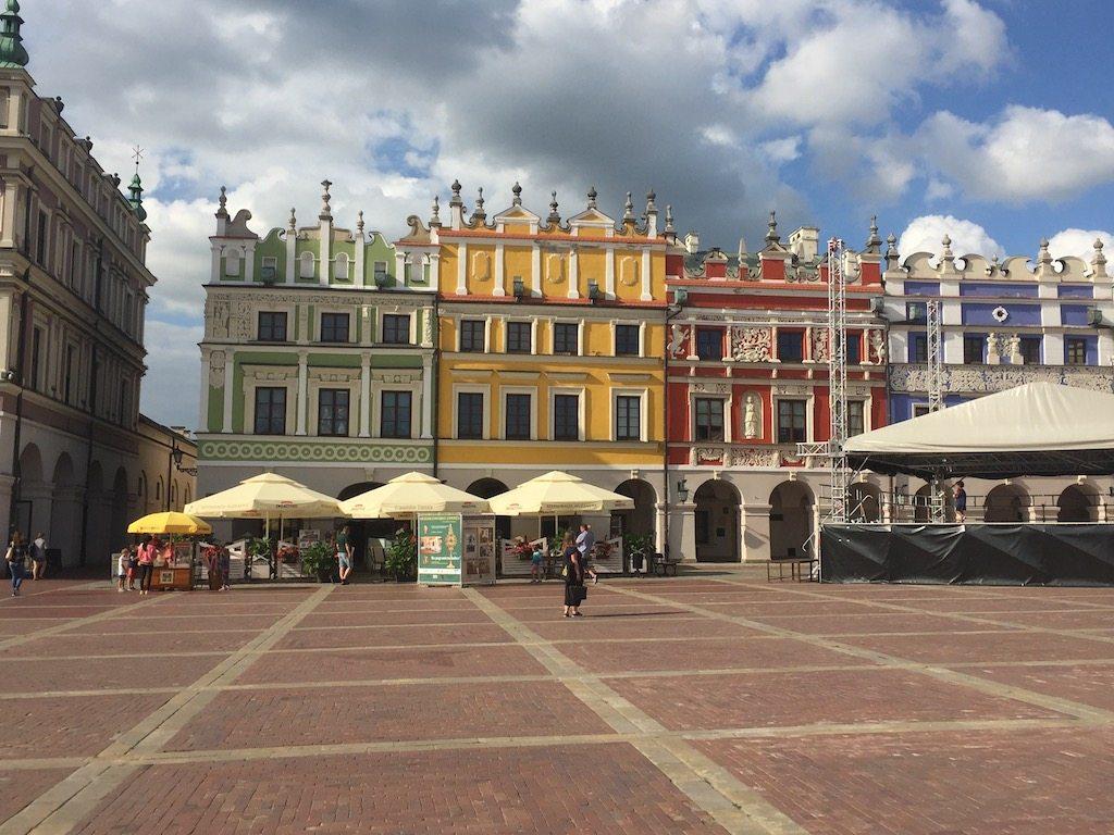 Zamość Poland | Ladies What Travel
