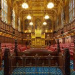 A tour of the Houses of Parliament